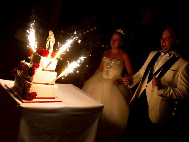 Le mariage de Tommy et Cécilia à Audun-le-Tiche, Moselle 25