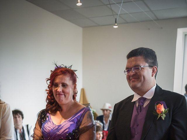 Le mariage de Mathieu et Sabrina à Aslonnes, Vienne 3