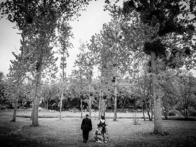 Le mariage de Mathieu et Sabrina à Aslonnes, Vienne 5
