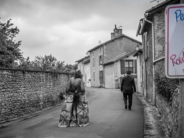 Le mariage de Mathieu et Sabrina à Aslonnes, Vienne 8