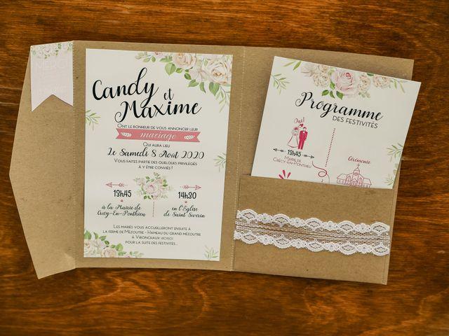 Le mariage de Maxime et Candy à Crécy-en-Ponthieu, Somme 20