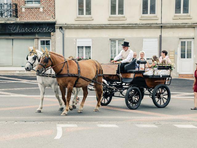 Le mariage de Maxime et Candy à Crécy-en-Ponthieu, Somme 42