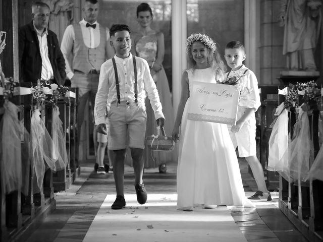 Le mariage de Maxime et Candy à Crécy-en-Ponthieu, Somme 74