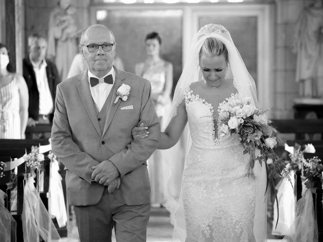 Le mariage de Maxime et Candy à Crécy-en-Ponthieu, Somme 78