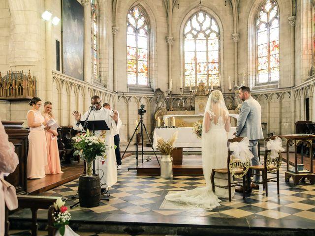 Le mariage de Maxime et Candy à Crécy-en-Ponthieu, Somme 88