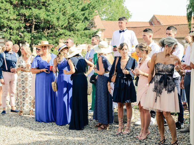Le mariage de Maxime et Candy à Crécy-en-Ponthieu, Somme 133