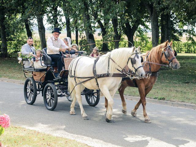 Le mariage de Maxime et Candy à Crécy-en-Ponthieu, Somme 134