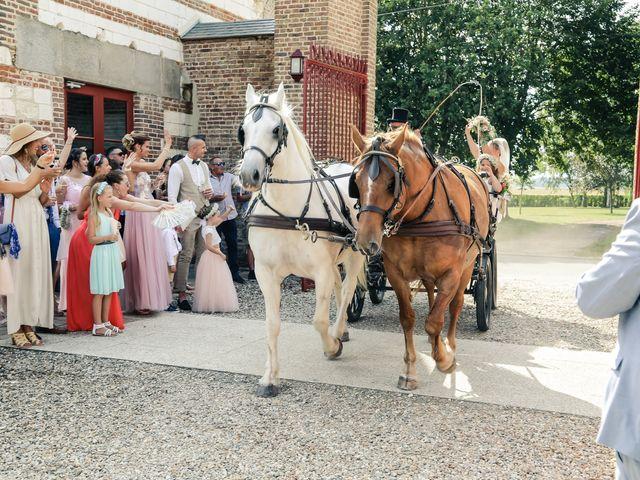 Le mariage de Maxime et Candy à Crécy-en-Ponthieu, Somme 135