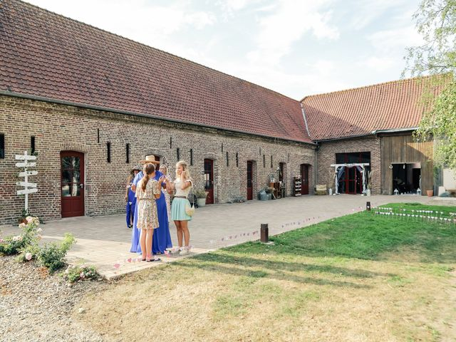 Le mariage de Maxime et Candy à Crécy-en-Ponthieu, Somme 158