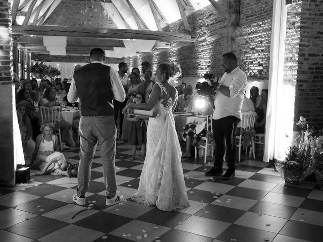 Le mariage de Maxime et Candy à Crécy-en-Ponthieu, Somme 197