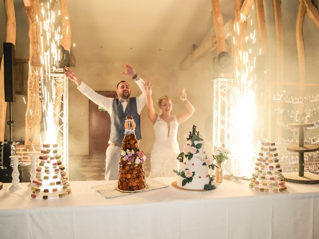 Le mariage de Maxime et Candy à Crécy-en-Ponthieu, Somme 200