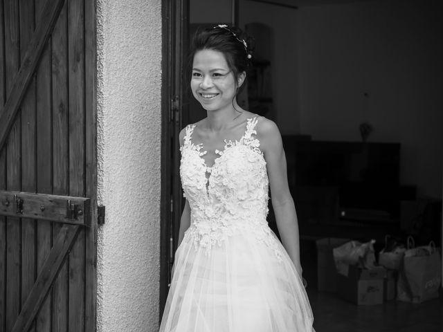 Le mariage de Pierre et Yuelian à Carrières-sur-Seine, Yvelines 22