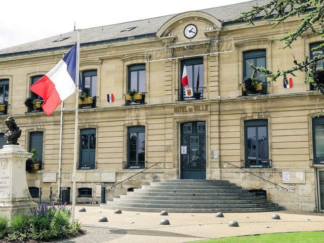 Le mariage de Pierre et Yuelian à Carrières-sur-Seine, Yvelines 24