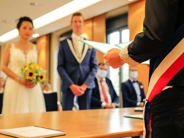 Le mariage de Pierre et Yuelian à Carrières-sur-Seine, Yvelines 43