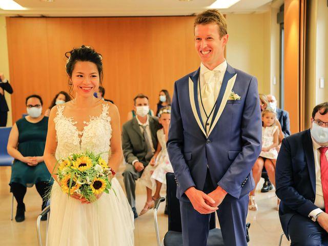 Le mariage de Pierre et Yuelian à Carrières-sur-Seine, Yvelines 47