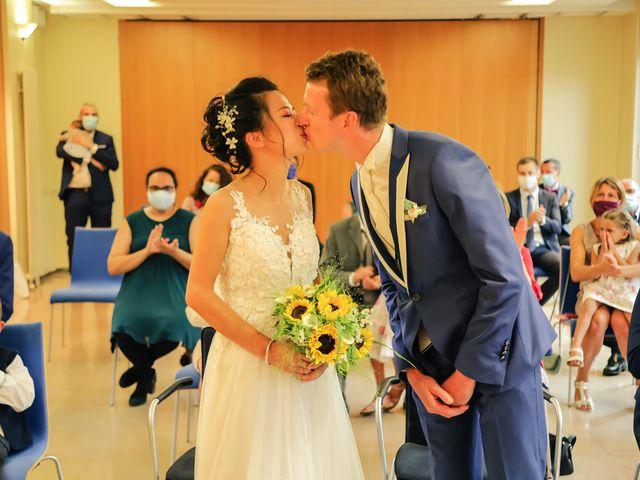 Le mariage de Pierre et Yuelian à Carrières-sur-Seine, Yvelines 48