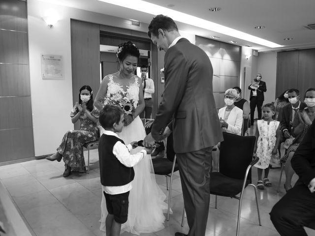 Le mariage de Pierre et Yuelian à Carrières-sur-Seine, Yvelines 51