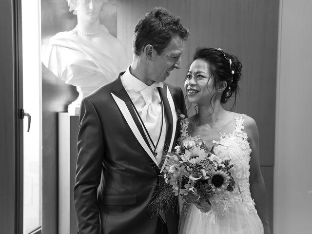 Le mariage de Pierre et Yuelian à Carrières-sur-Seine, Yvelines 55