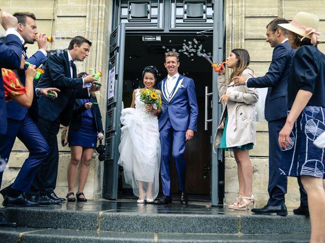 Le mariage de Pierre et Yuelian à Carrières-sur-Seine, Yvelines 57