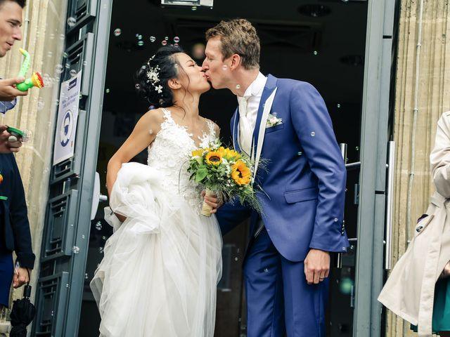 Le mariage de Pierre et Yuelian à Carrières-sur-Seine, Yvelines 58