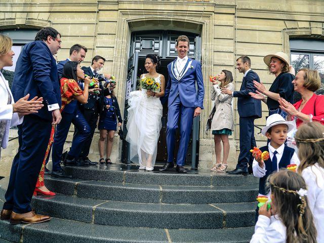 Le mariage de Pierre et Yuelian à Carrières-sur-Seine, Yvelines 59