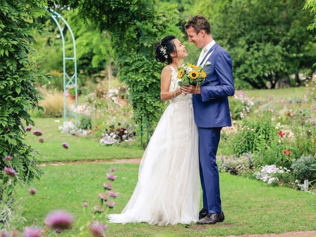 Le mariage de Pierre et Yuelian à Carrières-sur-Seine, Yvelines 63