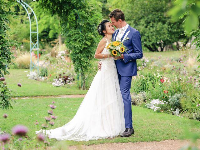 Le mariage de Yuelian et Pierre
