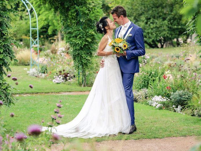 Le mariage de Pierre et Yuelian à Carrières-sur-Seine, Yvelines 64