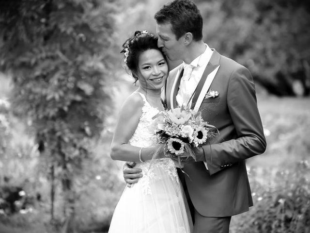 Le mariage de Pierre et Yuelian à Carrières-sur-Seine, Yvelines 65