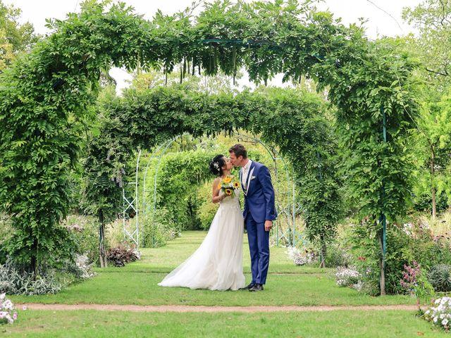 Le mariage de Pierre et Yuelian à Carrières-sur-Seine, Yvelines 67