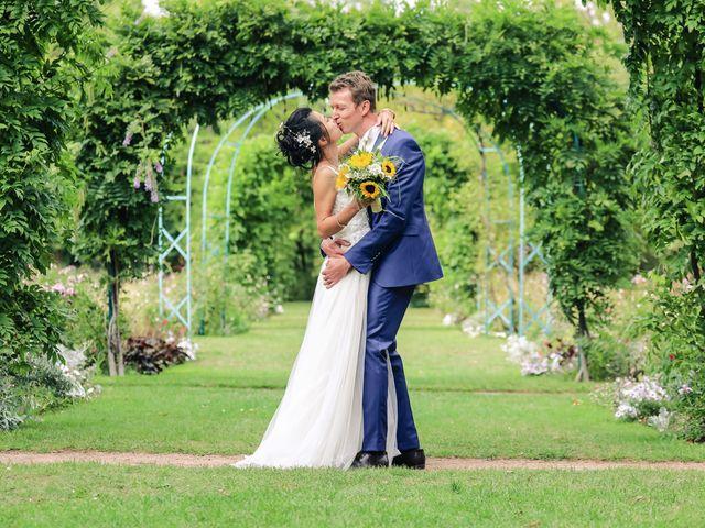 Le mariage de Pierre et Yuelian à Carrières-sur-Seine, Yvelines 68