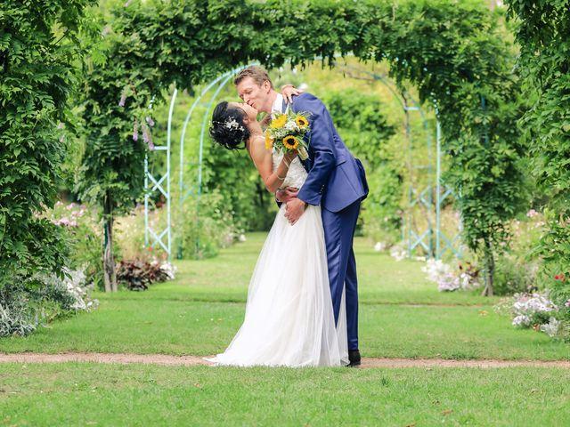Le mariage de Pierre et Yuelian à Carrières-sur-Seine, Yvelines 69