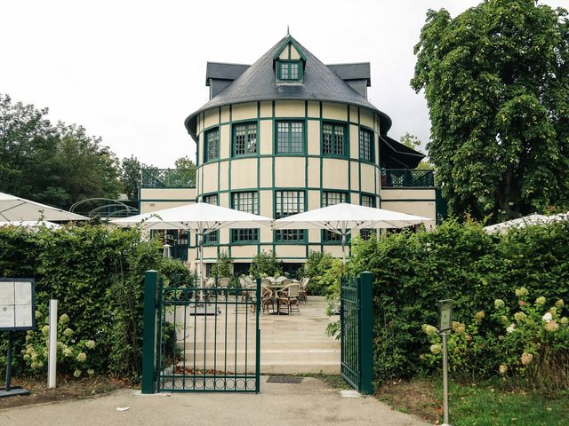 Le mariage de Pierre et Yuelian à Carrières-sur-Seine, Yvelines 79