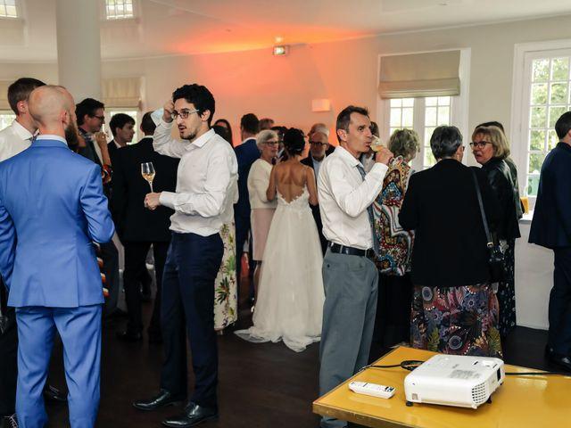Le mariage de Pierre et Yuelian à Carrières-sur-Seine, Yvelines 90