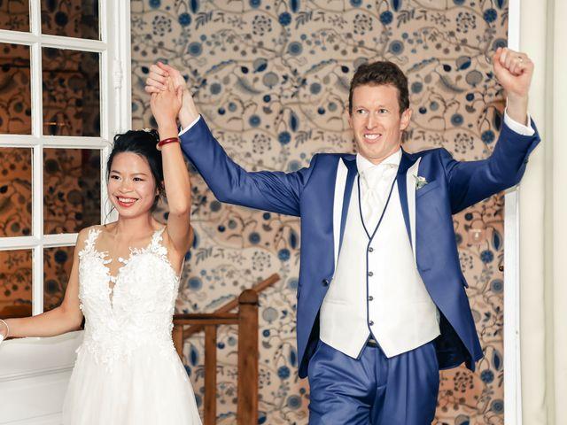 Le mariage de Pierre et Yuelian à Carrières-sur-Seine, Yvelines 97