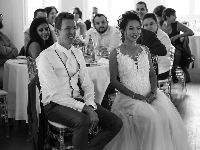 Le mariage de Pierre et Yuelian à Carrières-sur-Seine, Yvelines 106