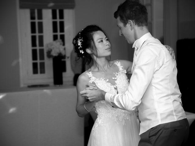 Le mariage de Pierre et Yuelian à Carrières-sur-Seine, Yvelines 126