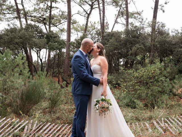 Le mariage de Julien et Justine à Royan, Charente Maritime 1
