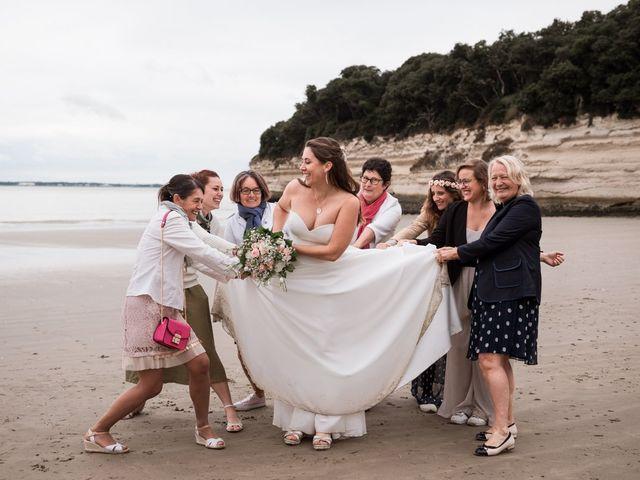 Le mariage de Julien et Justine à Royan, Charente Maritime 18