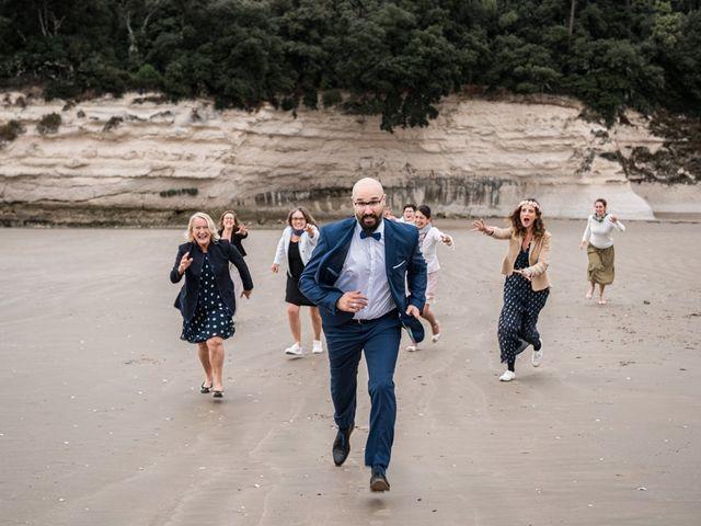 Le mariage de Julien et Justine à Royan, Charente Maritime 19