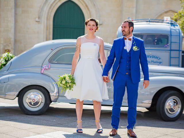 Le mariage de Adèle et Henry à Saint-Hilaire-de-Riez, Vendée 16