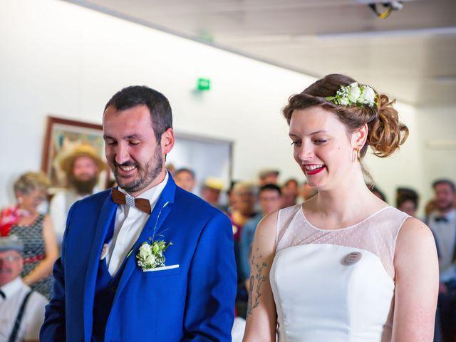 Le mariage de Adèle et Henry à Saint-Hilaire-de-Riez, Vendée 17