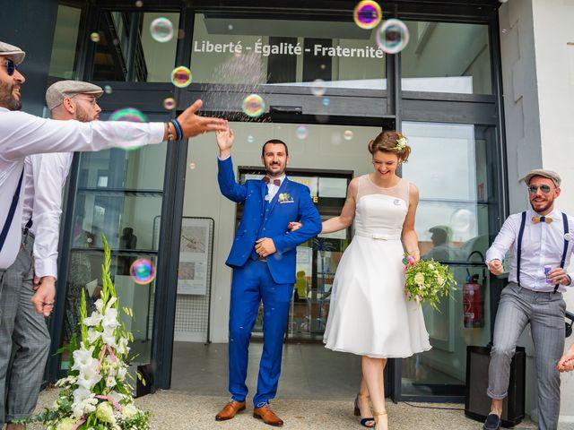 Le mariage de Adèle et Henry à Saint-Hilaire-de-Riez, Vendée 19