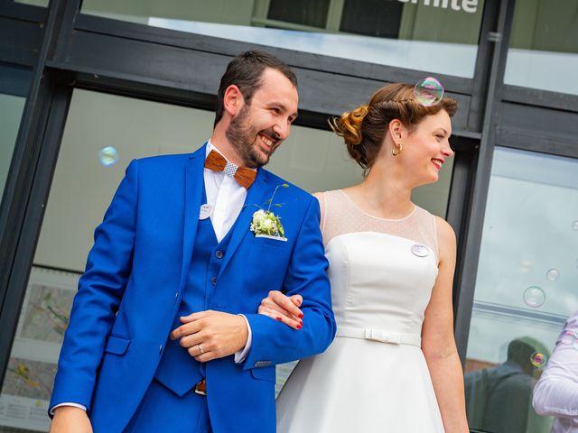 Le mariage de Adèle et Henry à Saint-Hilaire-de-Riez, Vendée 20