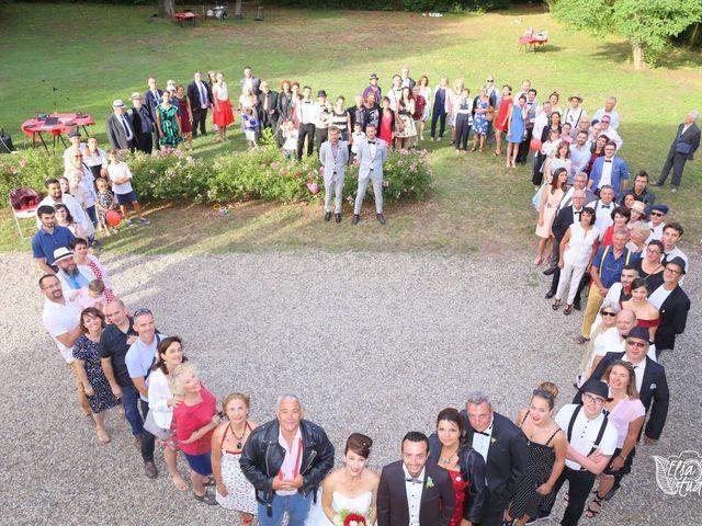Le mariage de Joël et Audrey à Bessan, Hérault 6