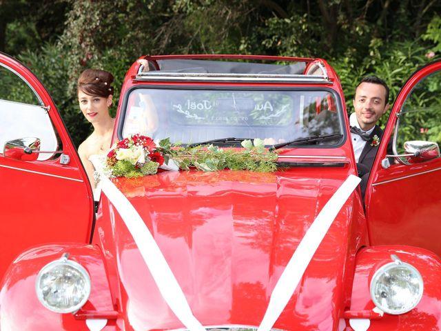 Le mariage de Joël et Audrey à Bessan, Hérault 9