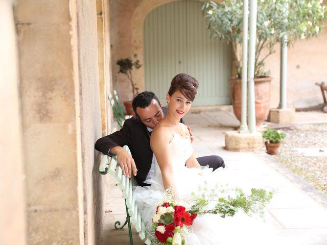 Le mariage de Joël et Audrey à Bessan, Hérault 10