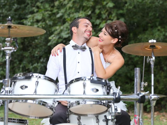Le mariage de Joël et Audrey à Bessan, Hérault 12