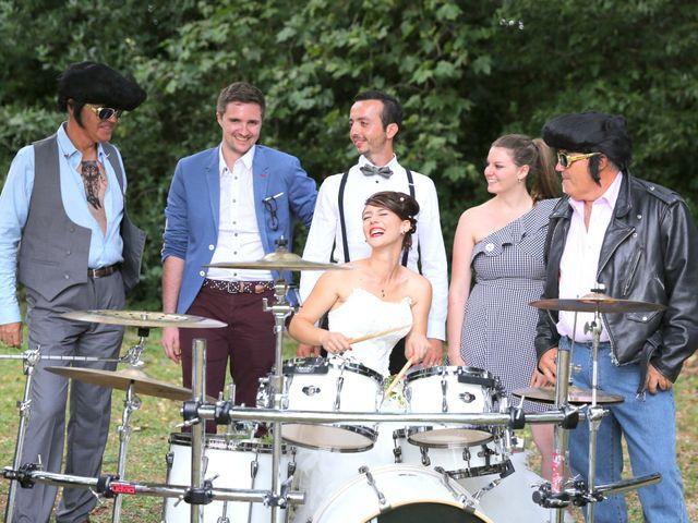 Le mariage de Joël et Audrey à Bessan, Hérault 13