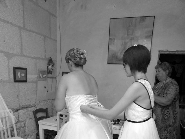Le mariage de Alain et Laetitia à Bellegarde, Gard 7